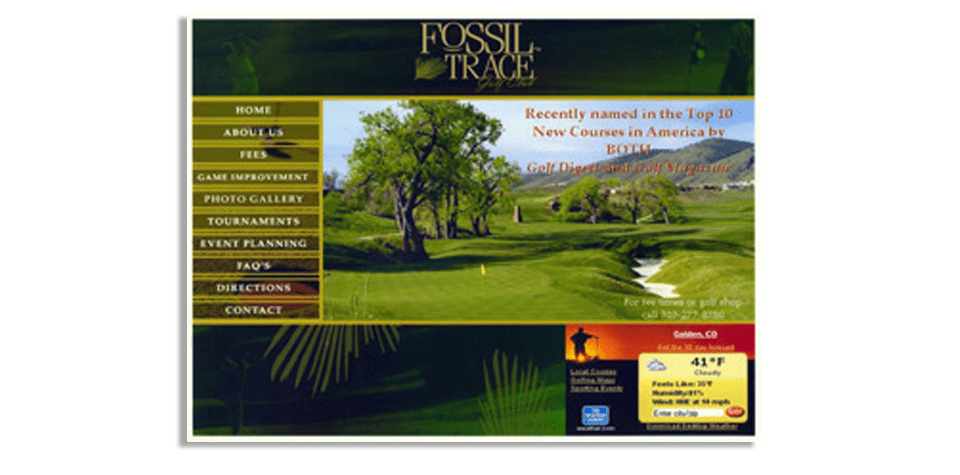 Fossil Trace
