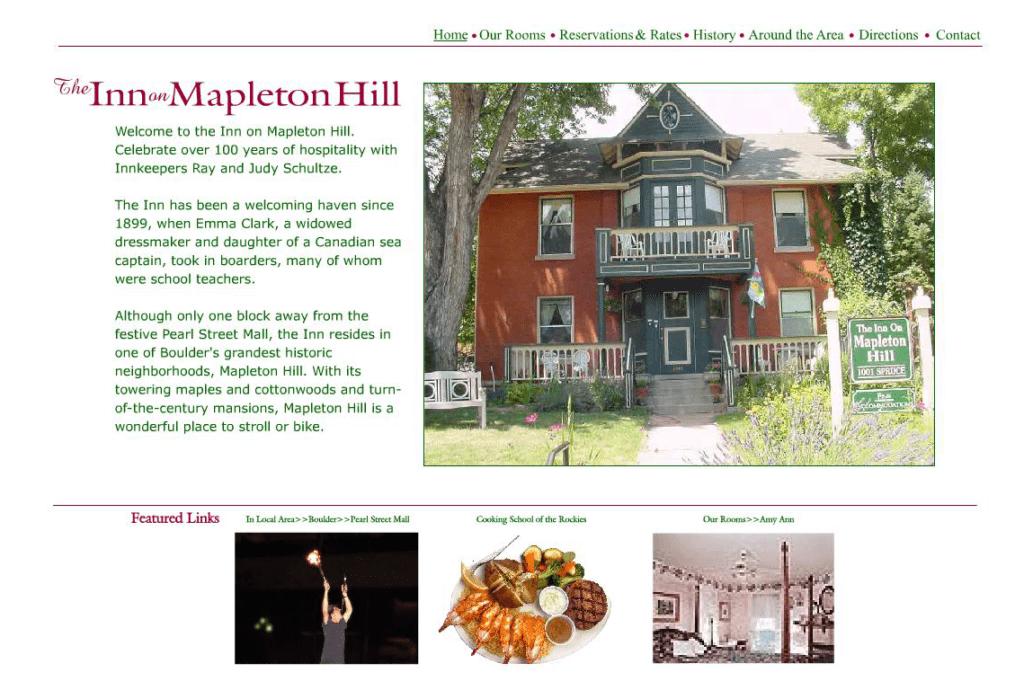 Mapleton Hill Inn